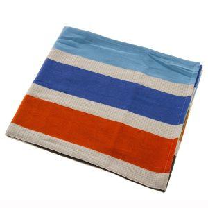 Rento csíkos szauna textilek